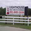 Welcome to Lighthouse Boat and RV Storage.